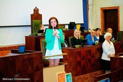 Relacja z wystąpienia na III Kongresie Kobiet Województwa Śląskiego