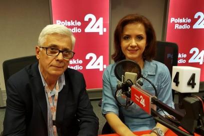 Wywiad w Polskim Radiu 24