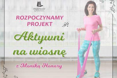 "Projekt ""Aktywni na wiosnę"""
