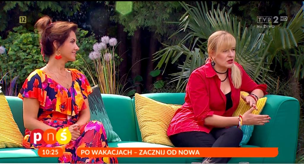 Agnieszka Maciąg radzi jak schudnąć po porodzie